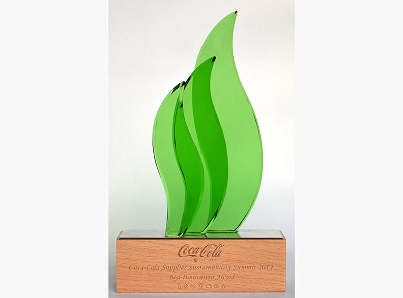 vwin德赢官方可口可乐2011创新奖