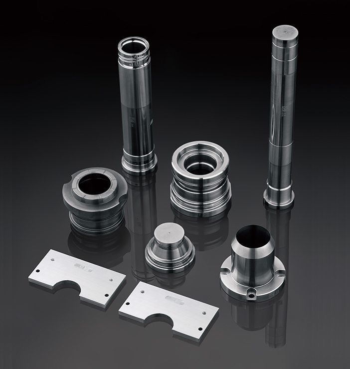 Injection Closure Mold Accessories