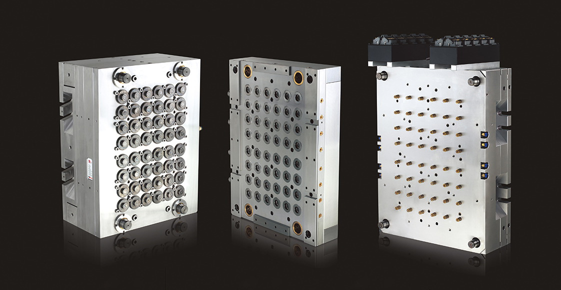 Injection Closure Molds