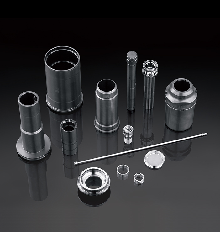 Compression Closure Mould Accessories