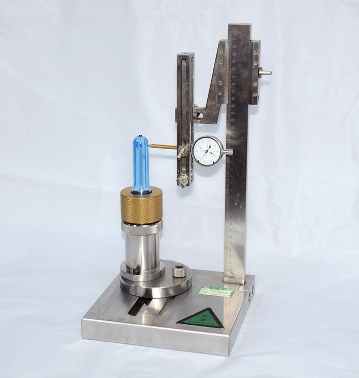 Preform Verticality Measuring Instrument