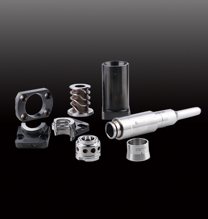 Injection Mould Accessories, Application: Husky Machine